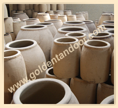 Clay Pot Stock