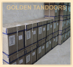 Home Tandoors ready for dispatch