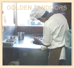Golden Tandoor installed in Indian Restaurant Japan
