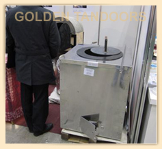 Tandoor Exhibition in Japan